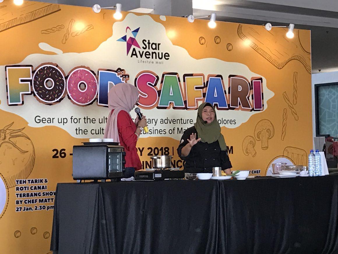 FOOD SAFARI 2018