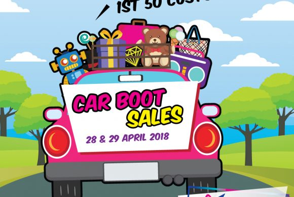 CAR BOOT SALES ONE YEAR ANNIVERSARY EVENT