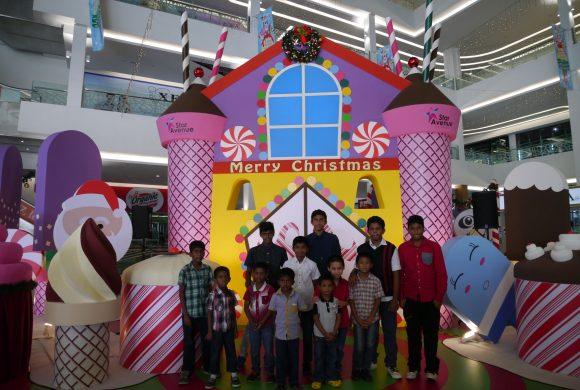 A Sweet Christmas CSR Event