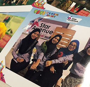 Yay! It's School Holiday by Star Avenue