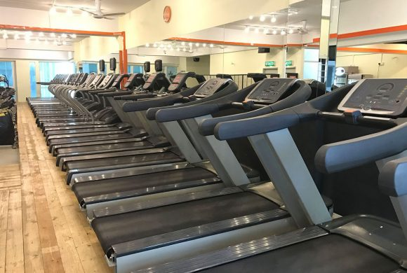 Enrich Fitness is Open