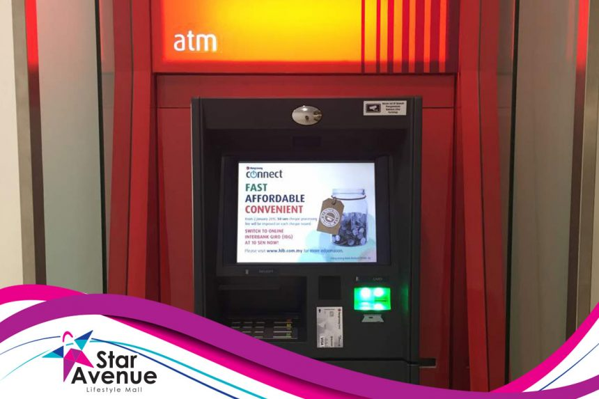 ATM is here!