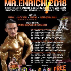MR ENRICH 2018