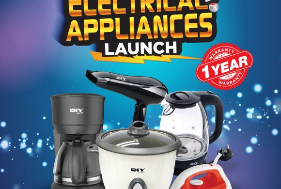 MR D.I.Y ELECTRICAL APPLIANCES LAUNCH