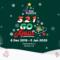3-2-1 Go Christmas!