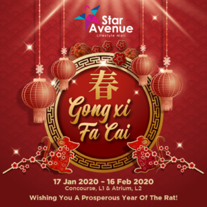 Chinese New Year Festive Activities & Events 2020 🐭🧀✨