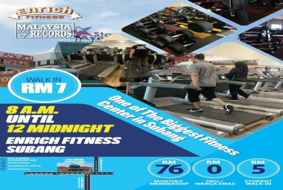 enrich fitness rate