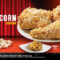 BUTTERY POPCORN CHICKEN @TEXAS CHICKEN