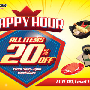 Sushi King: Happy Hour