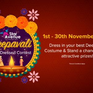 Deepavali Best Dressed Contest