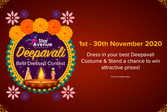 Deepavali Best Dressed Contest